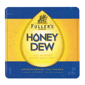Fuller's Honey Dew May 2013
