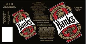 Banks May 2013
