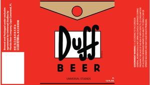 Duff May 2013