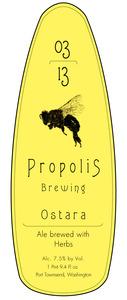 Propolis Ostara May 2013