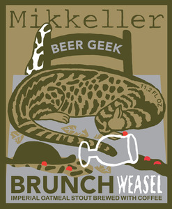 Mikkeller Beer Geek Brunch May 2013