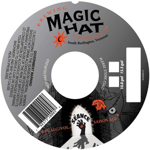 Magic Hat Seance May 2013