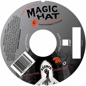 Magic Hat Seance May 2013