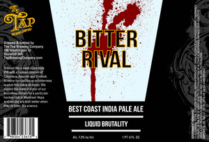 Bitter Rival May 2013