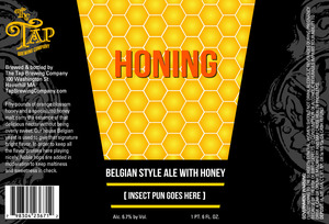 Tap Brewing Company Honing