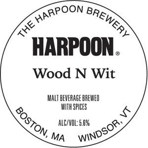 Harpoon Wood N Wit