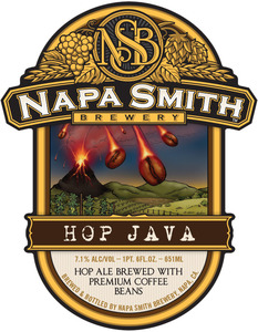 Napa Smith Brewery Hop Java May 2013