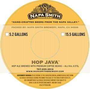 Napa Smith Brewery Hop Java