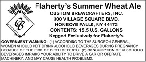 Flaherty's Summer Wheat