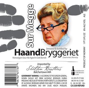 Haand Bryggeriet Sur Megge