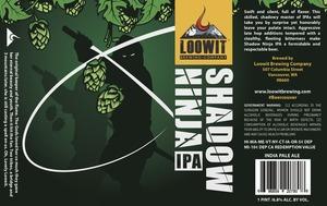 Shadow Ninja Ipa May 2013