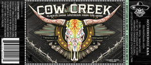 Twisted X Brewing Company Cow Creek