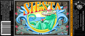 Twisted X Brewing Company Siesta