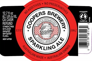 Coopers Sparkling