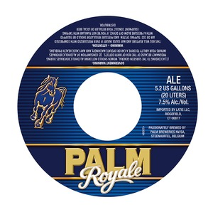 Palm Royale May 2013