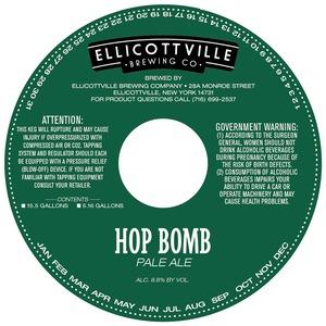 Ellicottville Brewing Company Hop Bomb