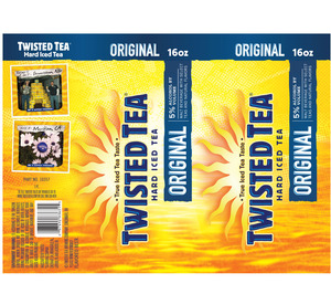 Twisted Tea Original May 2013