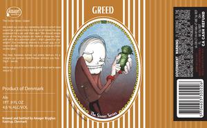 Amagar Bryghus Greed May 2013