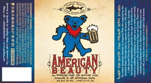 Dogfish Head Craft Brewery, Inc. American Beauty May 2013
