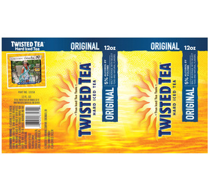 Twisted Tea Original May 2013