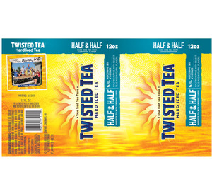 Twisted Tea Half And Half May 2013