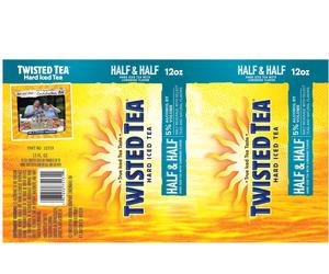 Twisted Tea Half And Half