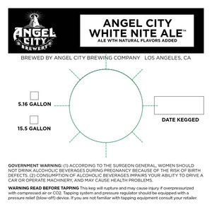 Angel City White Nite May 2013
