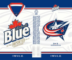 Labatt Blue May 2013