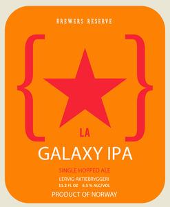 Lervig Aktiebryggeri Galaxy IPA May 2013