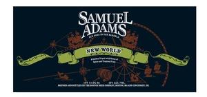 Samuel Adams New World May 2013