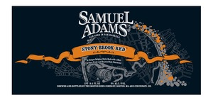 Samuel Adams Stony Brook Red May 2013