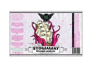 Right Brain Brewery Stowaway May 2013