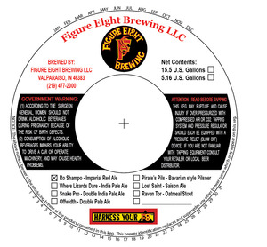 Figure Eight Brewing Ro Shampo May 2013
