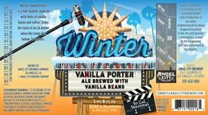 Winter Vanilla Porter May 2013
