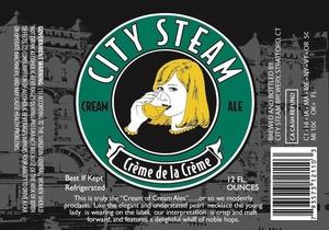 City Steam Creme De La Creme