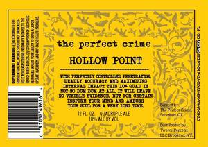 The Perfect Crime Hollow Point May 2013