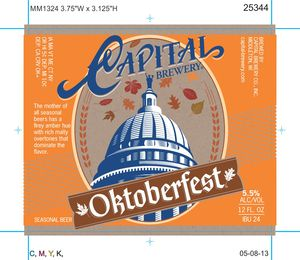 Capital Oktoberfest May 2013