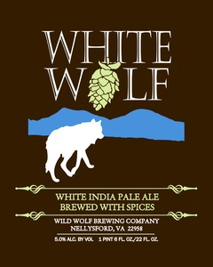 Wild Wolf Brewing Company White Wolf May 2013