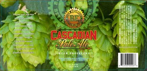 Beer Engineers Cascadian Pale Ale