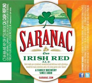 Saranac Irish Red