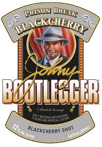 Johny Bootlegger Black Cherry Shot June 2013
