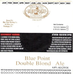 Blue Point Double Blond