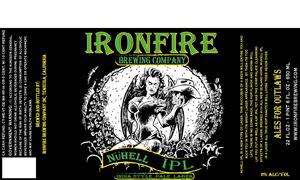 Ironfire Brewing Company Nuhell Ipl June 2013