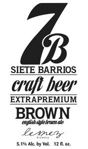 Siete Barrios English Style