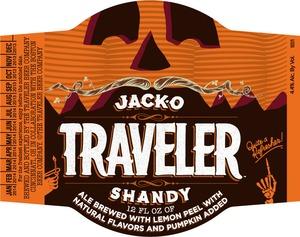 Jack-o-traveler Shandy June 2013