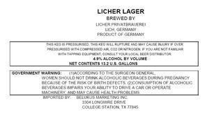 Licher June 2013