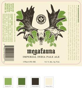 Megafauna June 2013