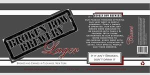 Broken Bow Brewery June 2013