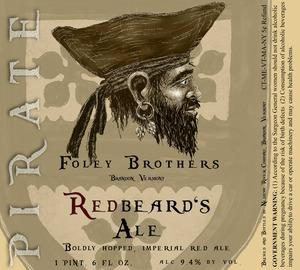 Neshobe River Company Redbeard