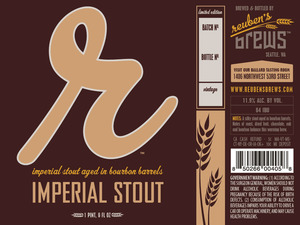 Reuben's Brews Imperial Stout